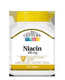 Niacin 100 mg