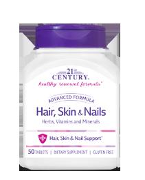 Hair, Skin & Nails Advanced Formula