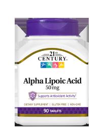Alpha Lipoic Acid 50 mg