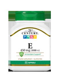 Vitamin E 450 mg