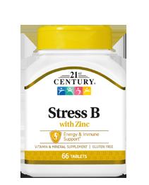 Stress B with Zinc