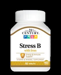 Stress B with Iron
