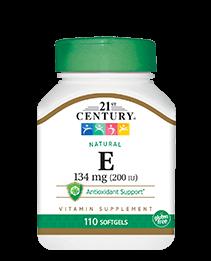 Natural Vitamin E 200 IU