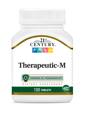 Therapeutic-M by 21st Century HealthCare, Inc., view from the front.