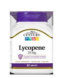 Lycopene 25 mg