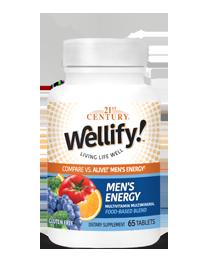 Wellify Mens Energy
