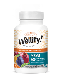 Wellify Mens 50 Plus