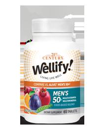 Wellify Mens 50+
