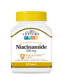 Niacinamide 500 mg