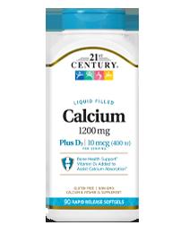 Calcium 1200 mg +D3