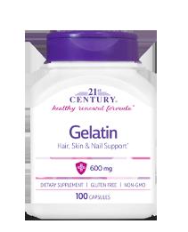 Gelatin 600 mg