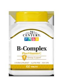 B Complex Plus C
