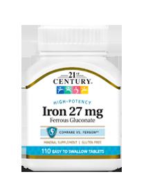 Iron 27 mg