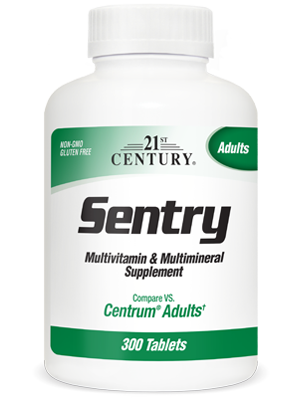 Sentry  by 21st Century HealthCare, Inc., view from the front.