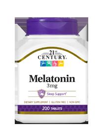 Melatonin 3 mg