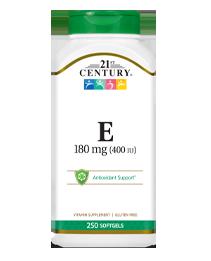 Vitamin E 180 mg