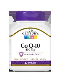 Co Q-10 400 mg
