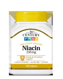 Niacin 250 mg