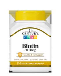 Biotin 800 mcg