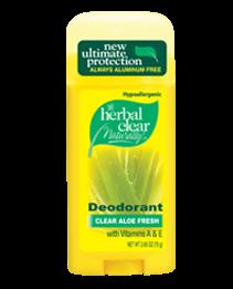 Herbal Clear Naturally - Clear Aloe Fresh