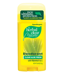 Herbal Clear Naturally - Clear Aloe Fresh