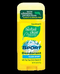 Herbal Clear Sport