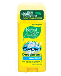 Herbal Clear Naturally - Sport