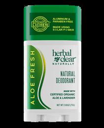 Herbal Clear® Naturally Aloe Fresh