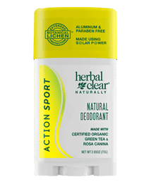 Herbal Clear® Naturally Action Sport