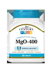 MgO 400 mg