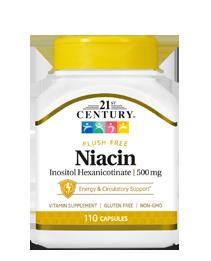 Niacin  Inositol Hexanicotinate 500 mg