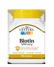 Biotin 5000 mcg