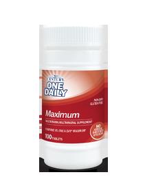 One Daily Maximum