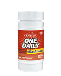 One Daily™ Maximum