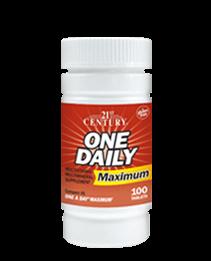 One Daily™ Maximum