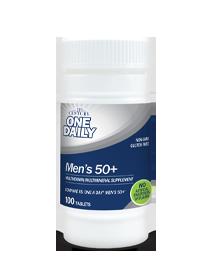 One Daily™ Men's Advantage 50+
