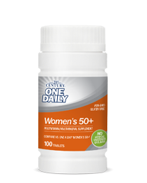 One Daily Women's 50+