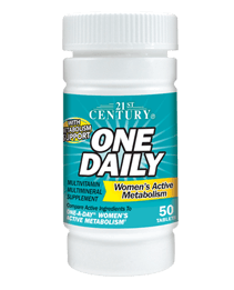 One Daily™ Women's Active Metabolism