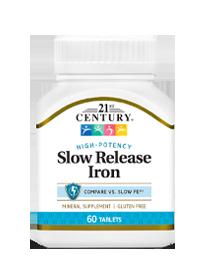 Slow Release Iron