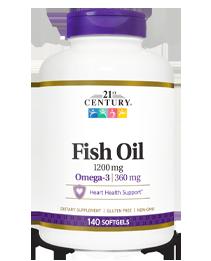 Fish Oil 1200 mg