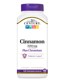 Cinnamon Plus Chromium