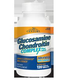 Glucosamine Chondroitin Complex Plus MSM - Advanced Triple Strength