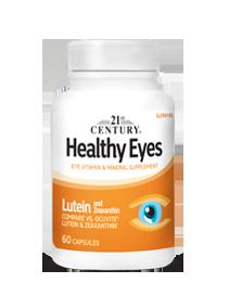 Healthy Eyes™ Lutein & Zeaxanthin
