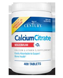 Calcium Citrate+D3 Maximum