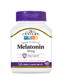 Melatonin 10 mg Cherry