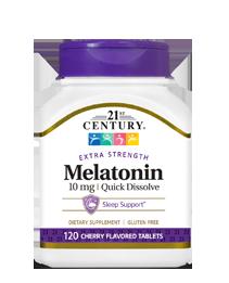 Melatonin 10 mg Cherry