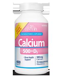 Calcium 500+D3