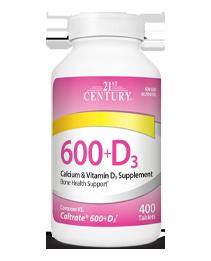 Calcium 600+D3