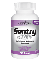 Sentry Senior Womens 50+