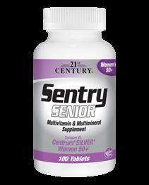 Sentry Senior Womens 50+